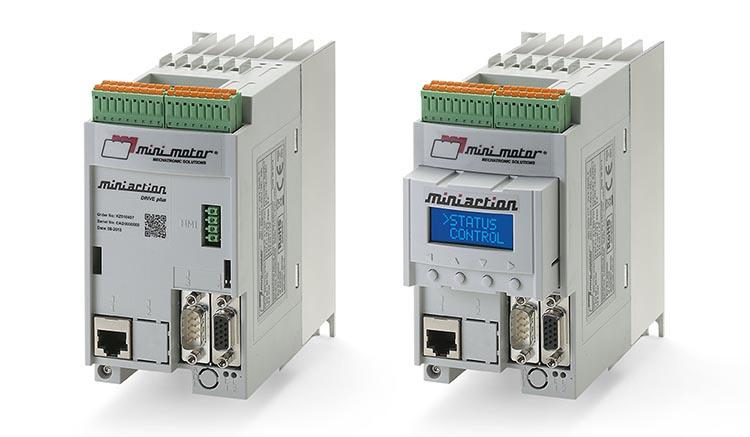 Frequenzumrichter| MINIACTION 400 + 500 | Infra-Antriebe