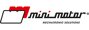 minimotor Logo | Infra-Antriebe