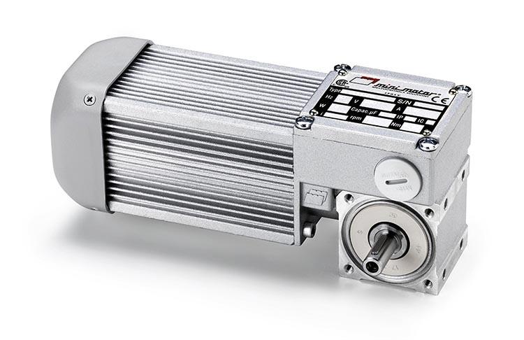 Schneckengetriebemotoren | Typ BC 2000 | Infra-Antriebe
