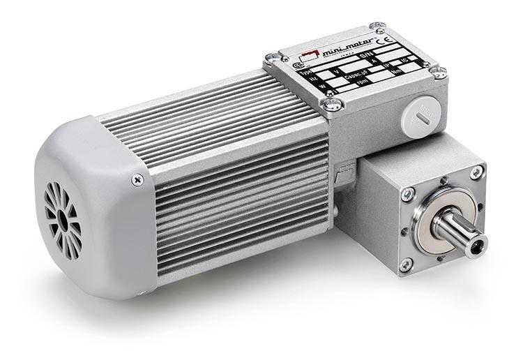Schneckengetriebemotoren | Typ BCE 2000 | Infra-Antriebe