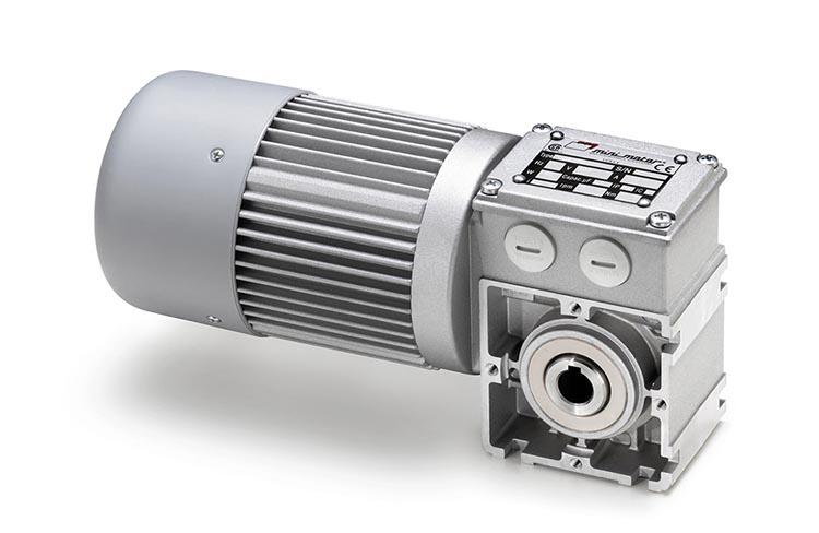 Schneckengetriebemotoren | Typ PC | Infra-Antriebe