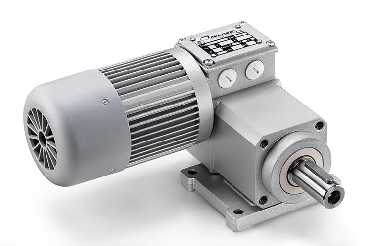 Schneckengetriebemotoren | Typ PCE | Infra-Antriebe