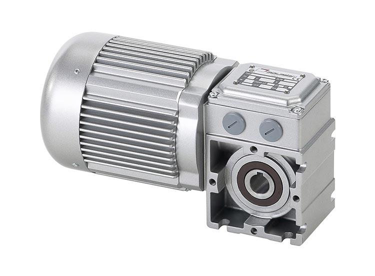 Schneckengetriebemotoren | Typ XC | Infra-Antriebe