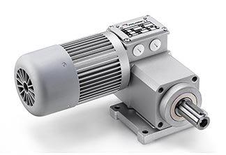 Schneckengetriebemotoren | Infra-Antriebe