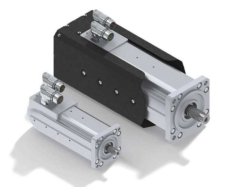 Servomotoren | Typ HBR | Infra-Antriebe