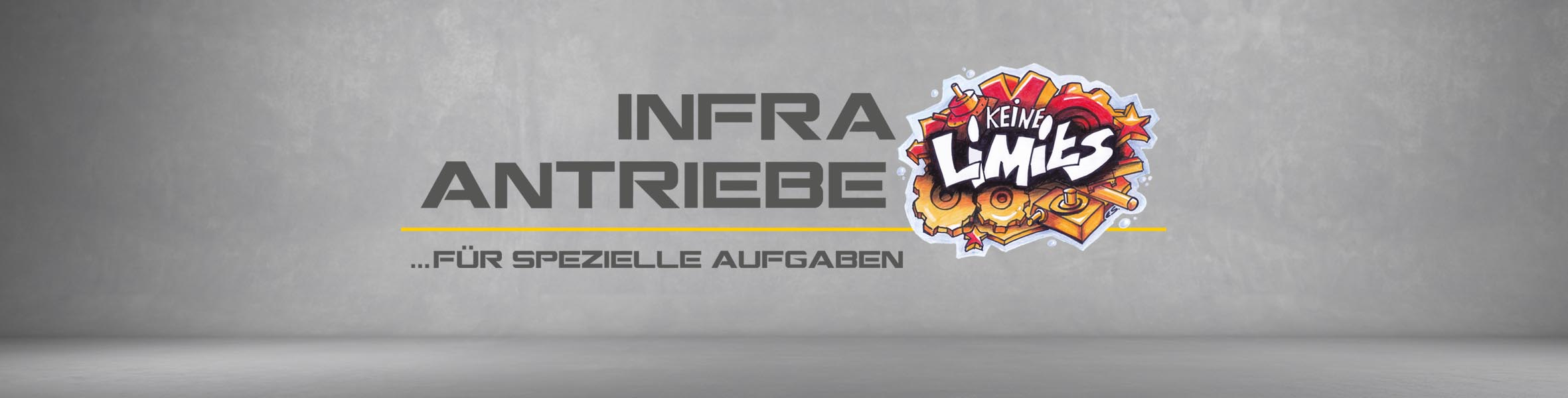 Slider | Infra-Antriebe