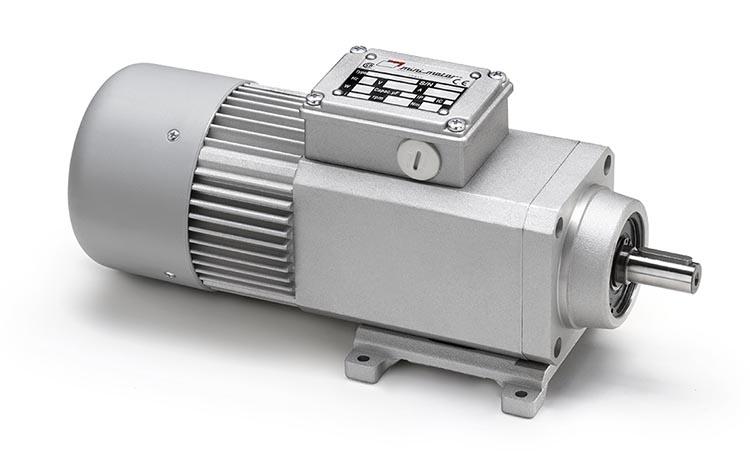 Stirnradgetriebemotoren | Typ AC | Infra-Antriebe
