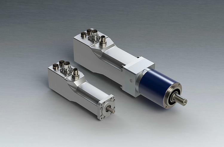 Spezielle Motorenlösungen | Typ HFI | Infra-Antriebe