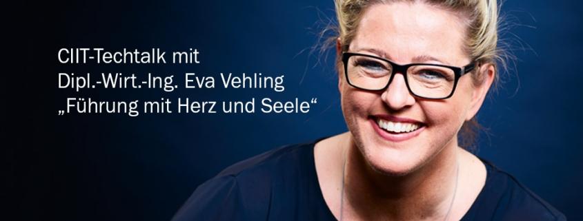 News   CIIT-Techtalk mit Eva Vehling   Infra-Antriebe